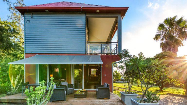 Tipalais - Locations saisonnières de chambres d'hôtes et appartements meublés - Saint-Pierre 97410 - La Réunion